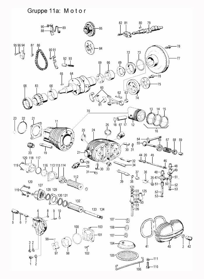 Parts: R75/6-R100