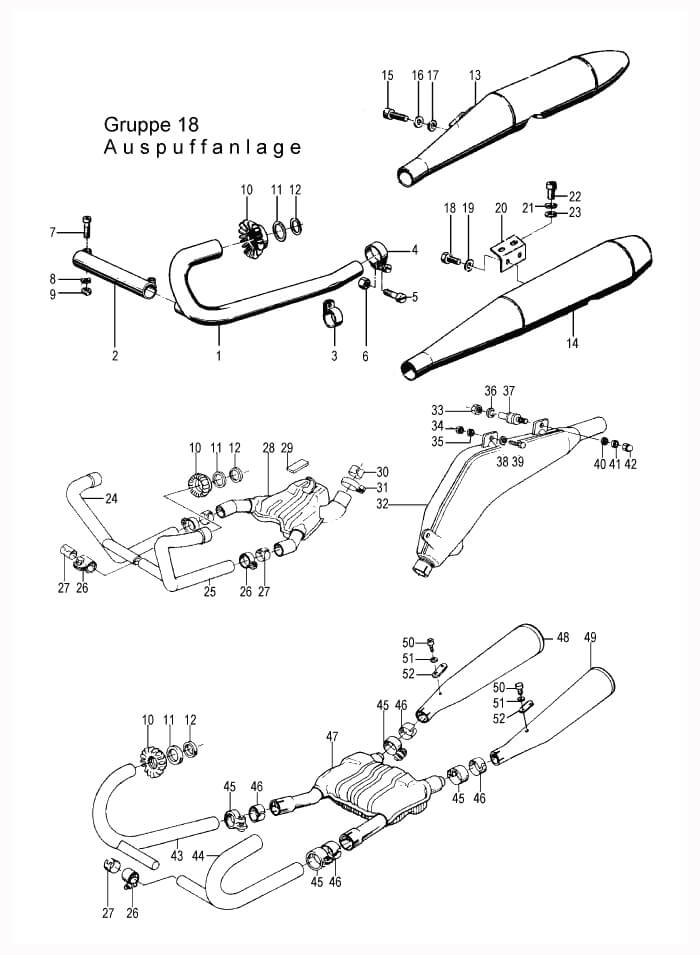 Parts R505 R605
